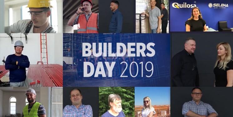 Builders Day in Selena