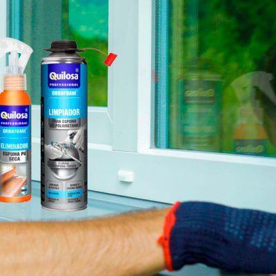 Eliminador-limpiador-espuma-PU-Quilosa