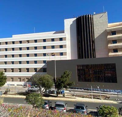 Hospital Juan Carlos I Las Palmas
