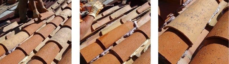 reparar tu tejado con espuma de poliuretano